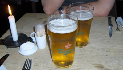 Öl i Köpenhamn