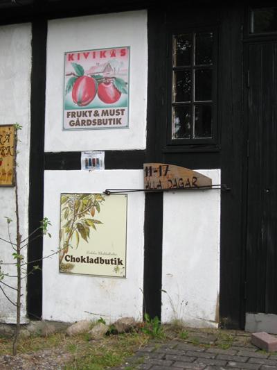 Chokladbutik