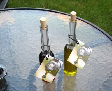 Olja och vinäger