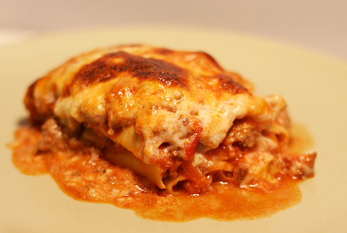 lasagne grundrecept