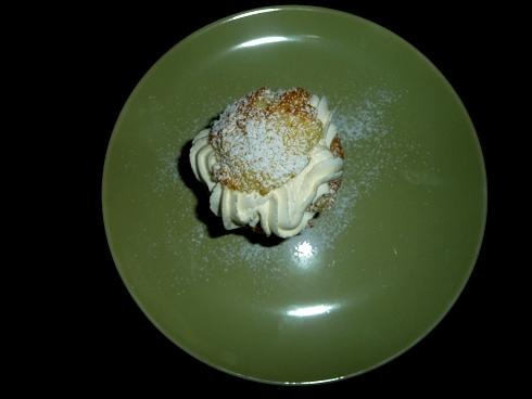 Glutenfria muffinssemlor