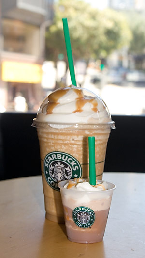 Starbucks kaffe recept