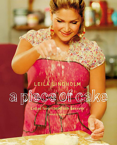 A piece of Cake - Leila Lindholm