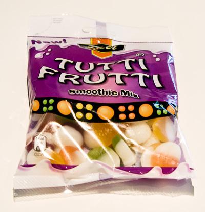 Tutti Frutti Smoothie mix
