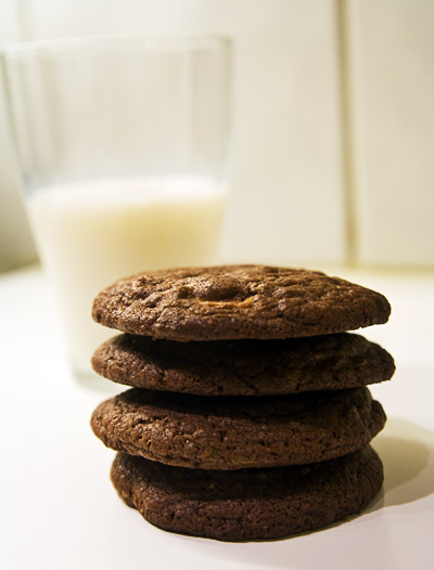 Choklad cookies