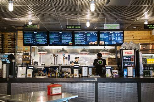 BurgerFi Manhattan