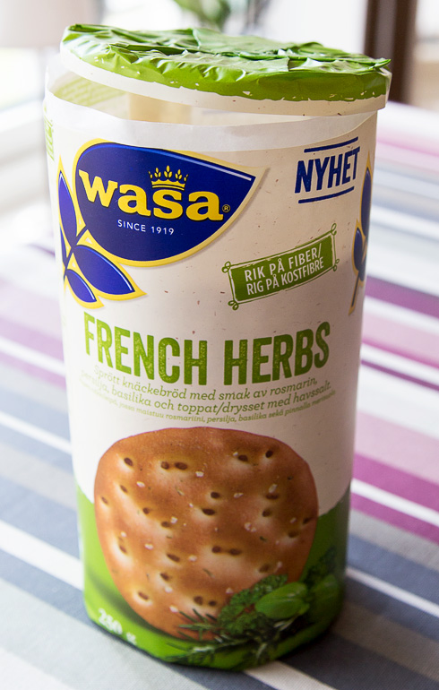 Wasa French Herbs