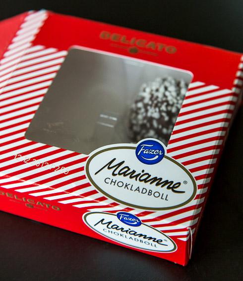 Delicato Marianne chokladboll