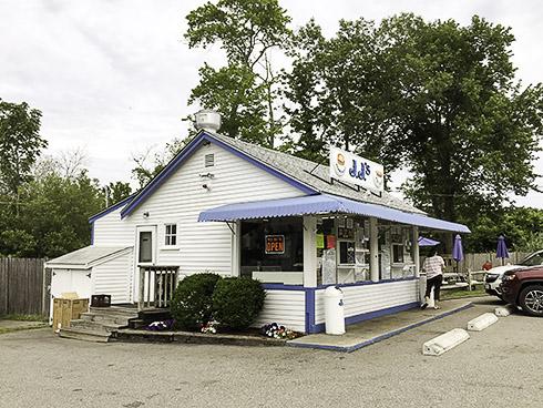 JJ's Dairy Hut