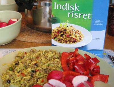 Indisk risret