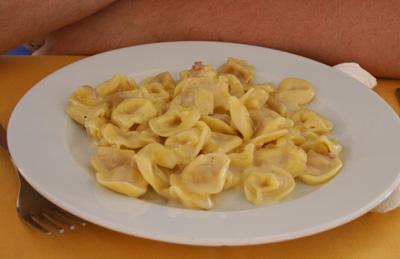 Tråkig pasta
