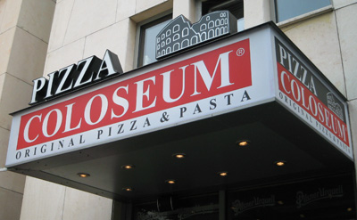 Pizza Coloseum