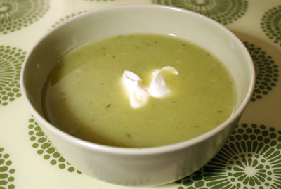Mixad potatissoppa