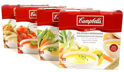 Campbells soppluncher