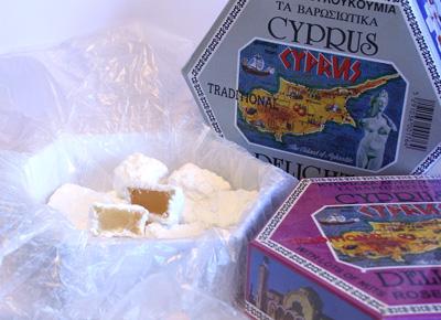 shoppat på cypern