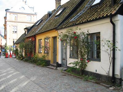 ny slampa små nära Malmö