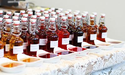 fina flaskor