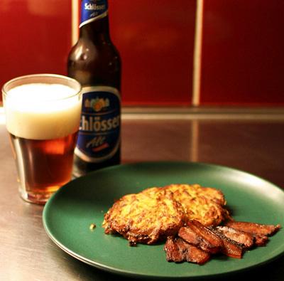 rårakor och öl