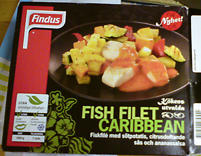 fish filet caribbean