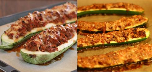 recept fylld squash vegetarisk