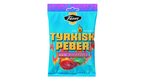 tyrkisk peppar