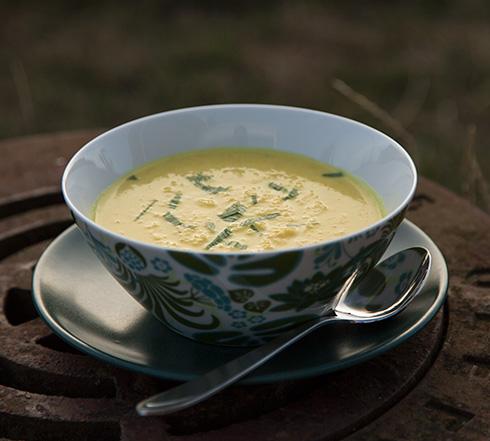 kall soppa