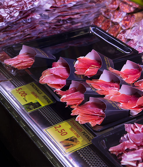 matmarknad barcelona