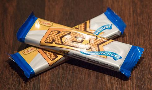 kexchoklad yoghurt