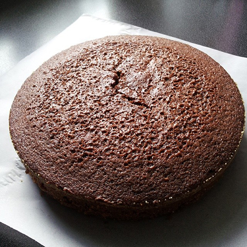 chokladkaka ala morgan