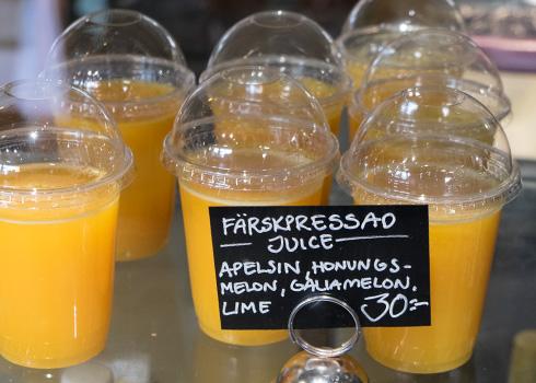 green matmarknad juice
