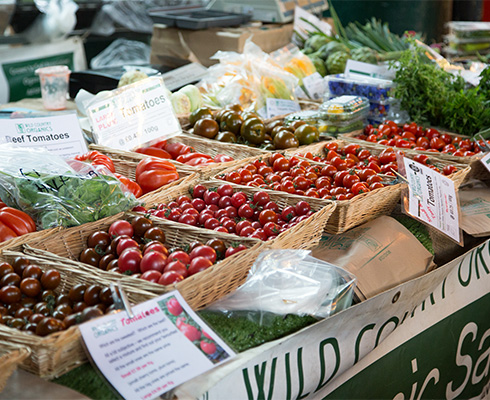 Borough Market i London