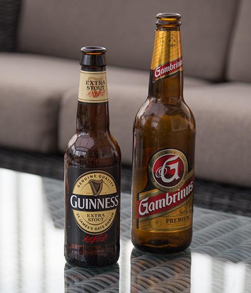 öl i sjömansgryta