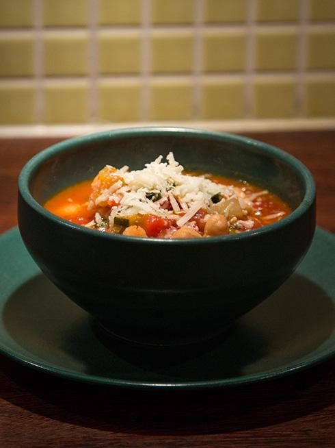 jamie oliver minestrone