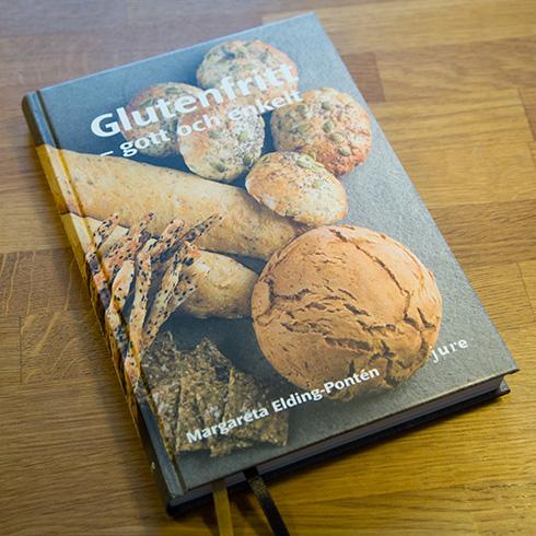 glutenfritt kokbok