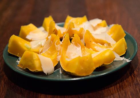 sweet dumpling pumpa