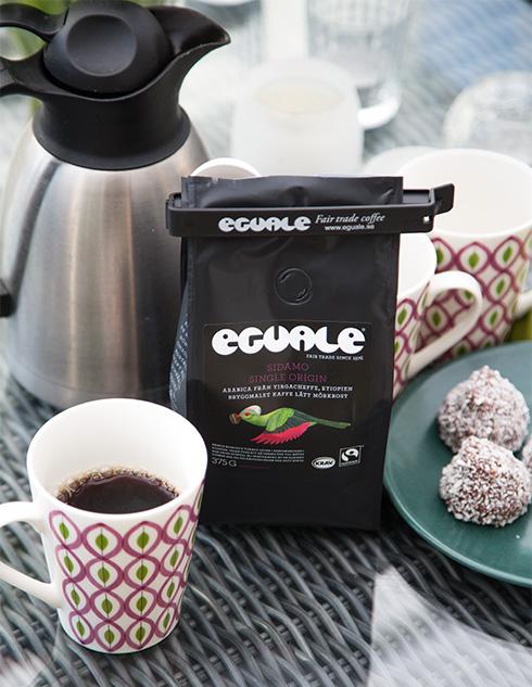 ecuale kaffe