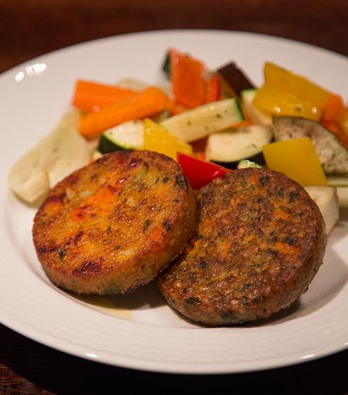 vegetariska biffar hälsans kök