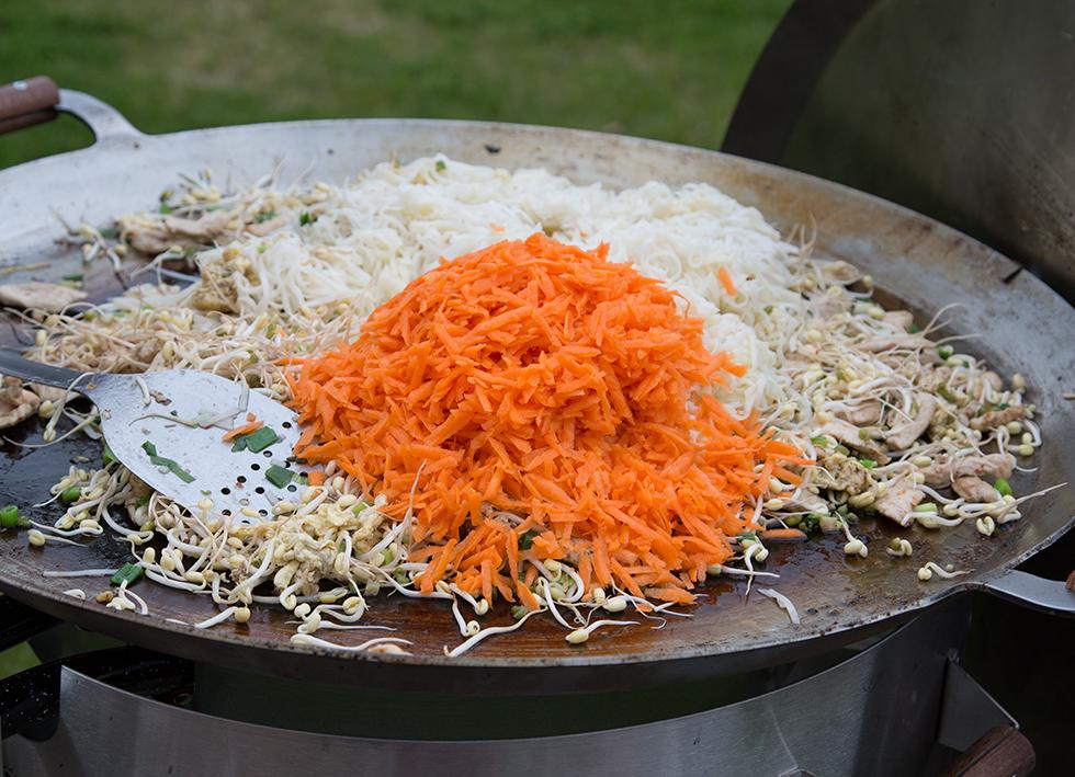 pad thai stekhäll
