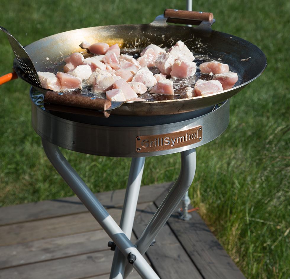 stek kycklingen paella