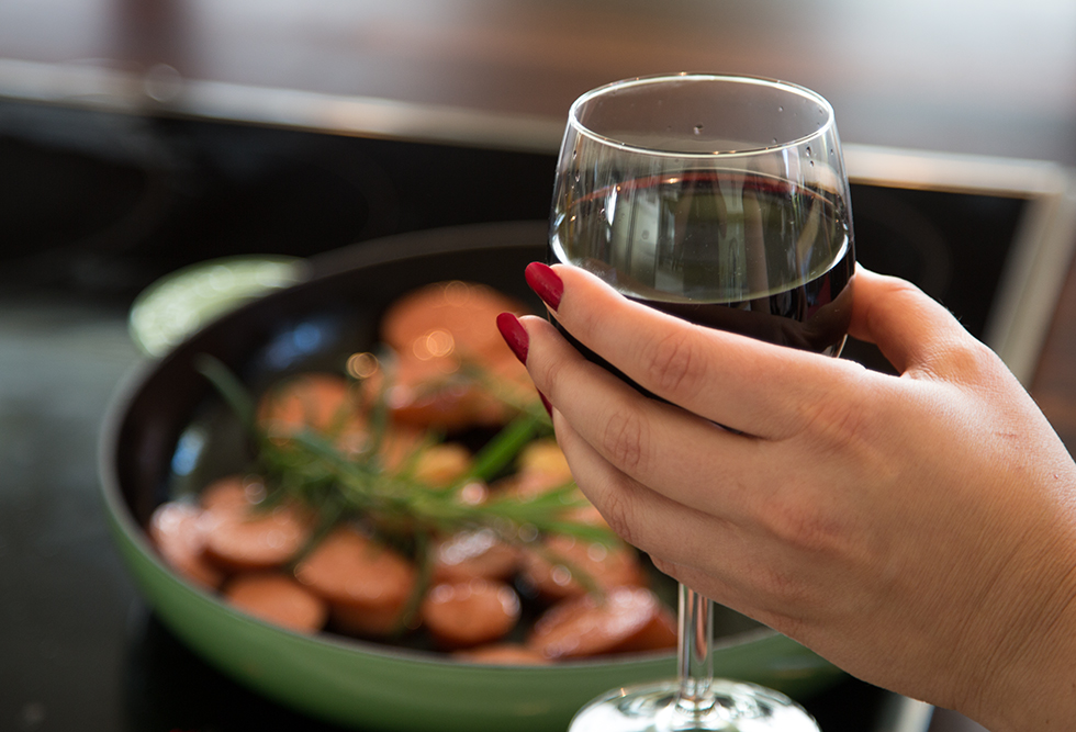 chorizo rödvin