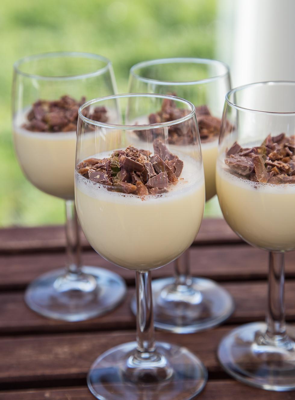 recept med mjölk