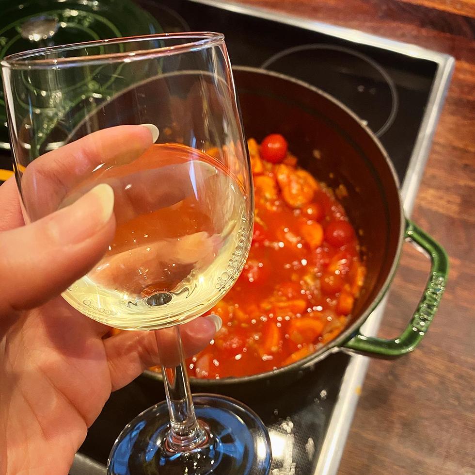 Fänkålsdoftande fiskgryta - i glaset aussie chardonnay