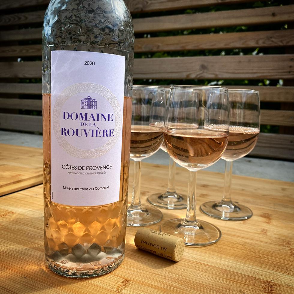 Rosévin - Domaine de la Rouvière